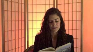 "Conscious Transitions TV: Sheryl Paul Reading ""The Conscious Bride"""