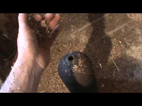 Reynst Pot pulse jet repelling wood chips