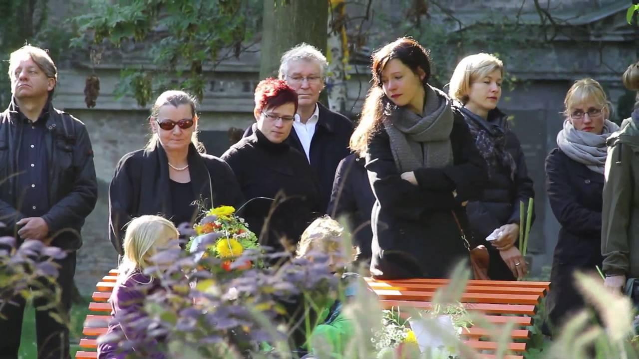 Martin Haas Beerdigung