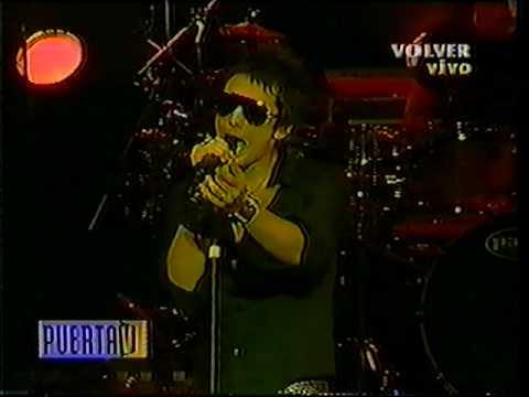 La Ley - Hombre (DVD Teatro Gran Rex 2002)