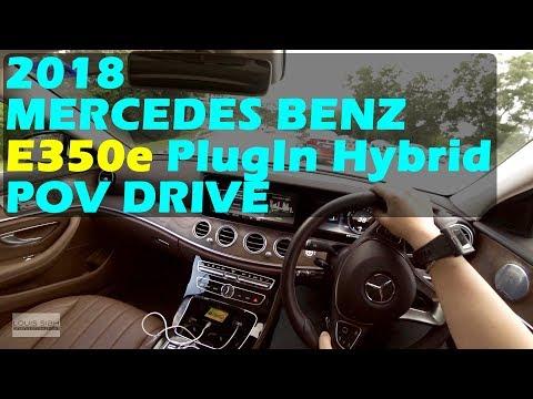 (2018) Malaysia Mercedes Benz E350e Plug-in Hybrid POV Test Drive