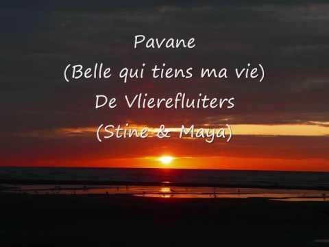 Pavane (Belle qui tiens ma vie)