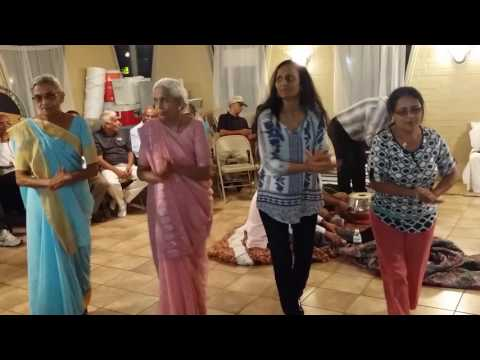 SRBS of HOUSTON SENIOR CITIZEN TRIP OCT 1st 2016 GARBA & BHAJAN