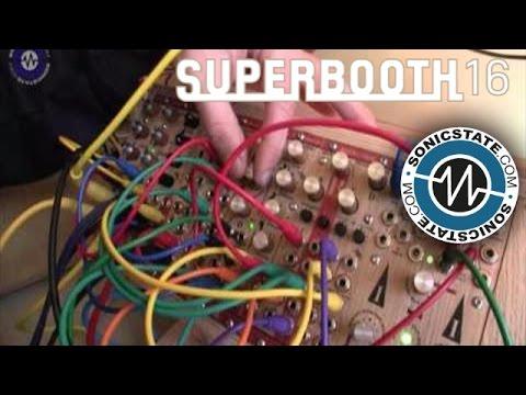 Superbooth 2016: Bastl Instruments Dynamo, Tromsø and Hendrikson
