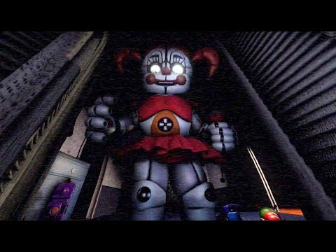 FNAF Help Wanted Circus Baby Teaser Tape - Unofficial Five Nights at Freddy's trailer clip thumbnail