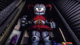 FNAF Help Wanted Circus Baby Teaser Tape - Five Nights at Freddy's unofficial trailer clip