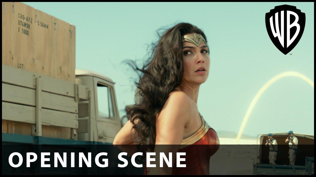 Download WW84 - Opening Scene - Warner Bros. UK