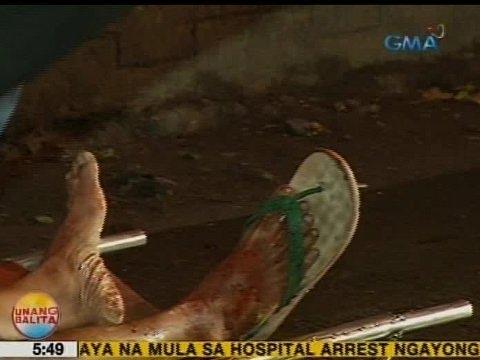 UB: Mag-inang hinihinalang tulak ng droga at 3 iba pa, patay matapos pagbabarilin sa Malabon