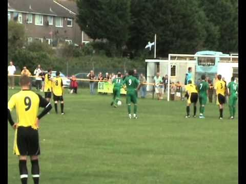 Torpoint Athletic 0 Clevedon Town 3 FA Cup 1st Round Qualifying 2010
