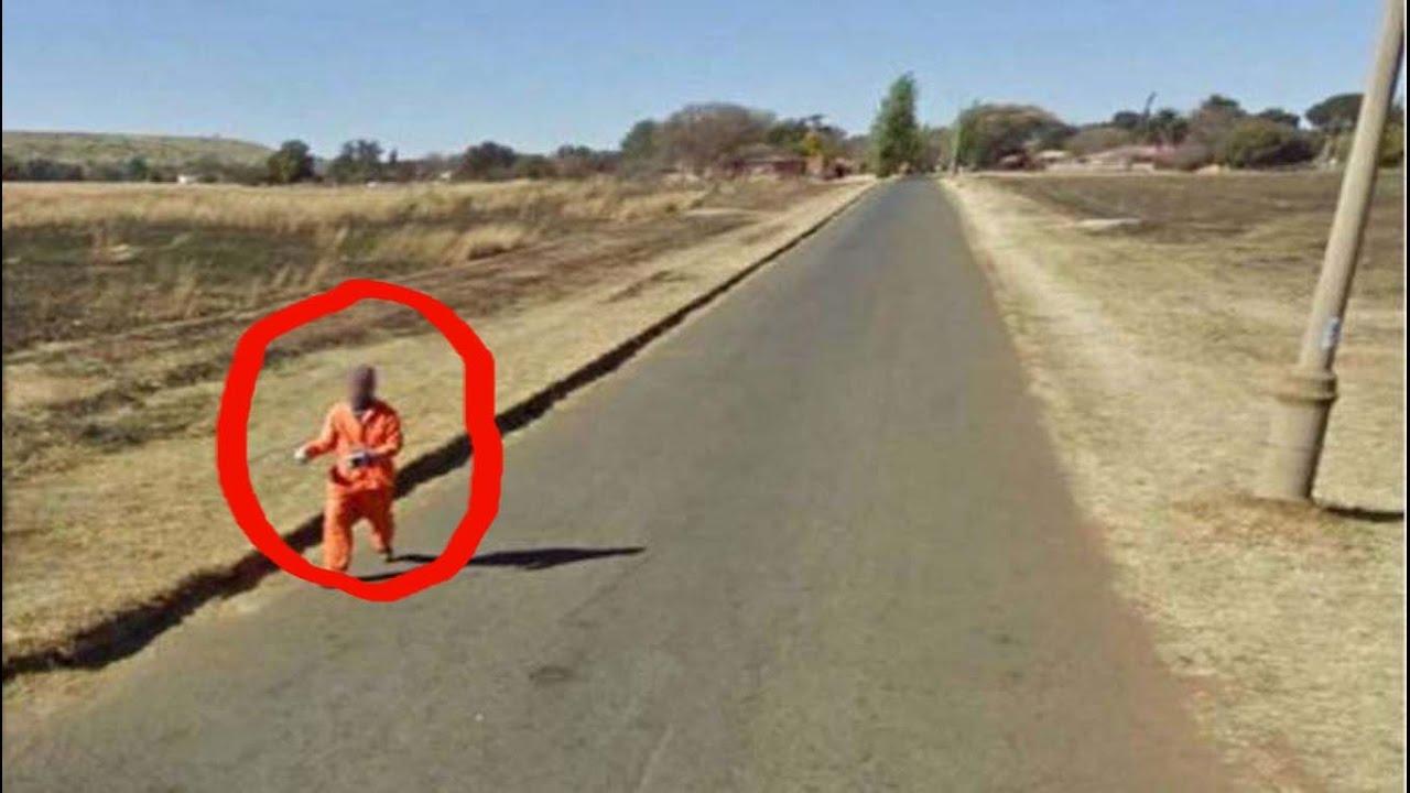 As 10 imagens mais bizarras do google earth google maps - Lustige bilder google ...