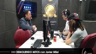 """""""Demoliendo Mitos"""" con JAVIER MILEI 23-11-18 /Radio Conexión Abierta"""