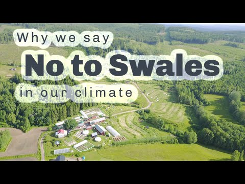 S4 ● E33 One Permaculture farm where swales are banned