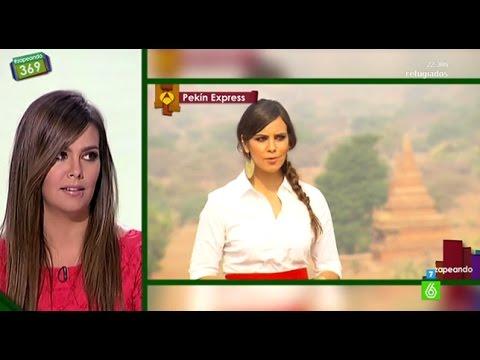 """Cristina Pedroche: """"Me quito esa falda y sale andando"""""""