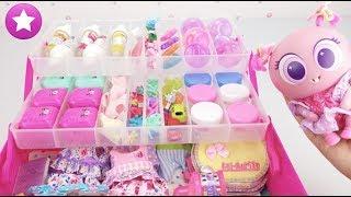KSI MERITOS ¡NUEVA PAÑALERA con COMPARTIMENTOS! para tus muñecas y juguetes
