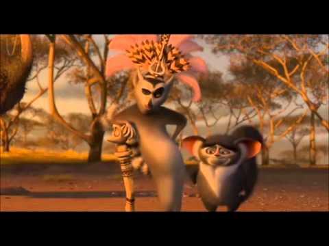 Madagascare 2 - King Julien (Mourir de Mort)