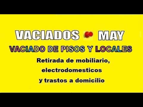 Vaciado de pisos en barcelona limpiezas y vaciados de for Vaciado de oficinas en madrid