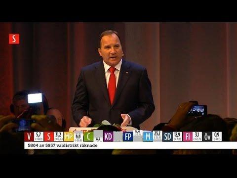 Suède: le leader social-démocrate veut former un gouvernement