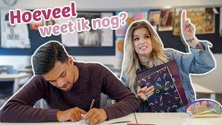IK GA TERUG NAAR SCHOOL! | Back to School #2