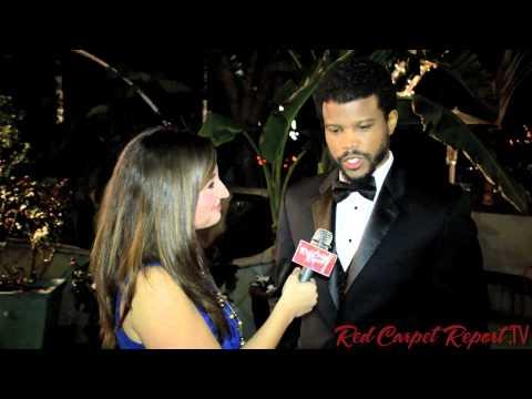 Sharif Atkins at the 21st Annual Movieguide® Awards @SharifAtkins
