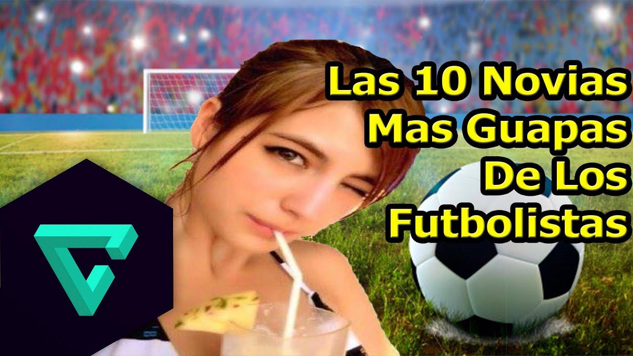 Las 10 Novias Ms Guapas De Los Futbolistas  YouTube