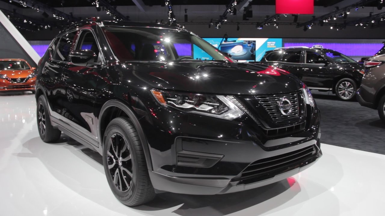 2017 Nissan Rogue One Star Wars Edition   2017 Nissan ...