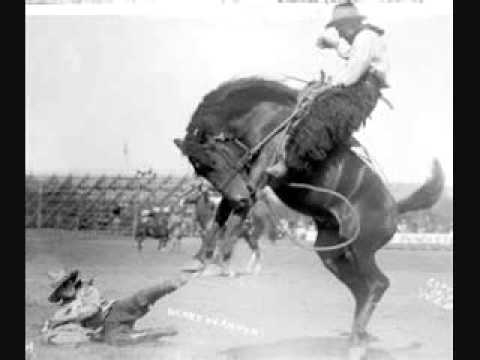 Chris Ledoux 10 seconds in the saddle