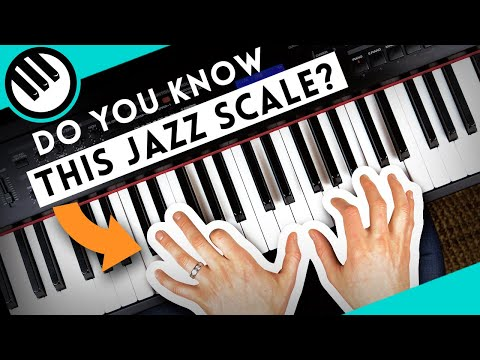 JAZZ SCALES EXPLAINED IN 10 MINUTES (no more confusion)