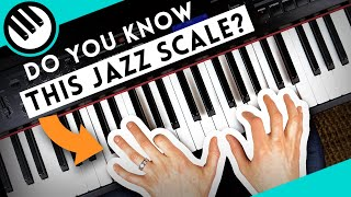 JAZZ SCALES EXPLAINED IN 10 MINUTES (the end to your confusion)