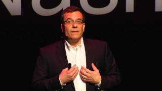 How to kill your body language Frankenstein and inspire the villagers: Scott Rouse at TEDxNashville
