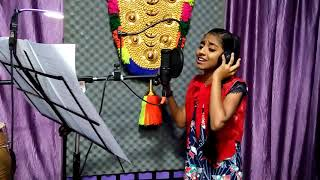 KURUMBA SONG COVER VERSION SUNG BY VARSHARENJITH