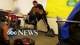 FBI Investigating Classroom Takedown in South Carolina