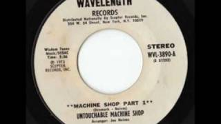 Untouchable machine shop - Machine shop part 1.wmv