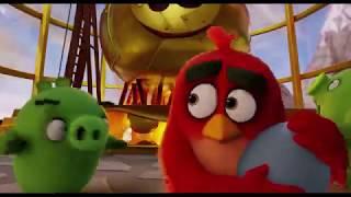 Рэд против Леонарда (20/22)(Angry birds в кино, 2016)