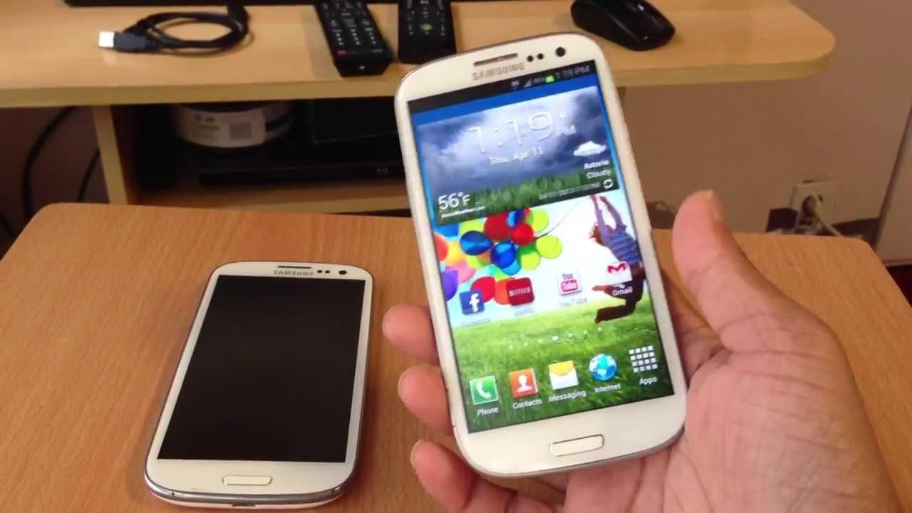 Sprint Galaxy s3 Flash to Verizon