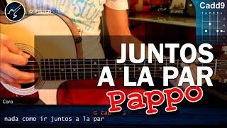 cmo tocar juntos a la par de pappo en guitarra acstica hd acordes christianvib