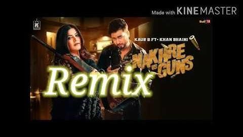 nakhre vs gun kaur b dhol mix lahoria production1