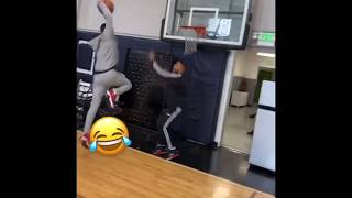 Dababy and his friend hooping for money