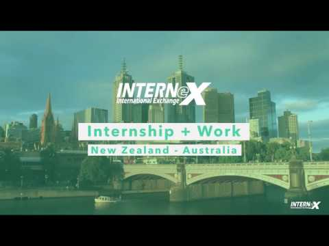 My internship in Melbourne!