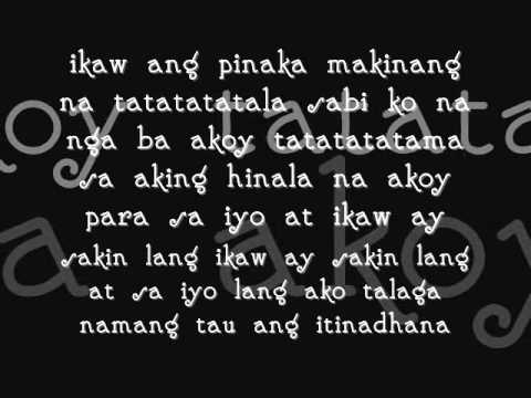Tanging Hiling Part 3 with lyrics (FULL VERSION)
