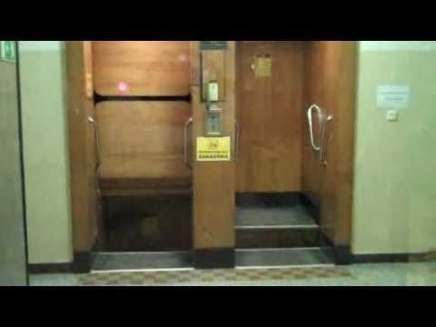 Paternoster: Eastern Europe's 'Elevator of Death'