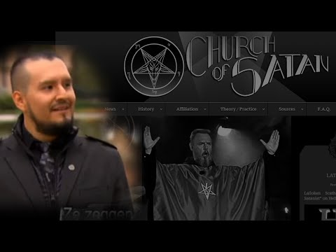 Interview with Raul of the Church of Satan