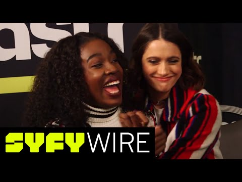 Doctor Who Spinoff Cast on Keeping Secrets | SYFY WIRE