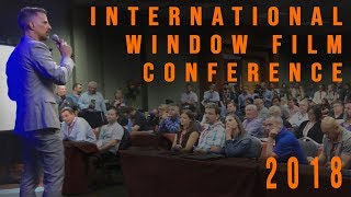 How I Grew Our Security Business | Speaking at the International Window Film Conference