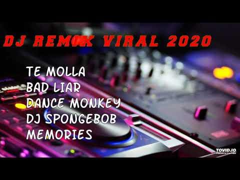 DJ REMIX VIRAL TERBARU 2020    TE MOLLA    BAD LIAR    DANCE MONKEY
