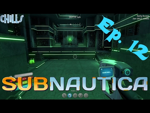 Subnautica Ep 12 Inside A Huge Alien Structure Pc Gameplay