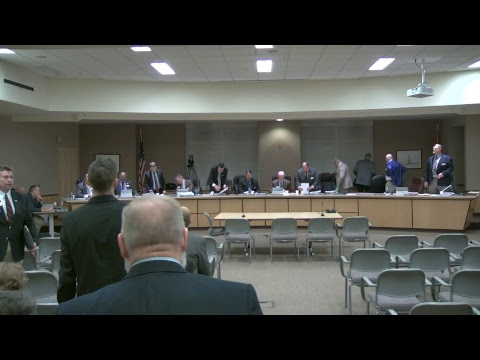 Wyoming Legislative Joint Committee on Minerals 2018, Day 2, November 30