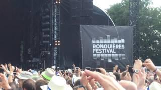 "Jain ""Makeba"" Ronquières Festival 06/08/2016"