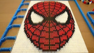 Spider-Man in 10,000 Dominoes! thumbnail