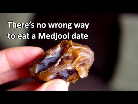 All About Medjool Dates With Harda
