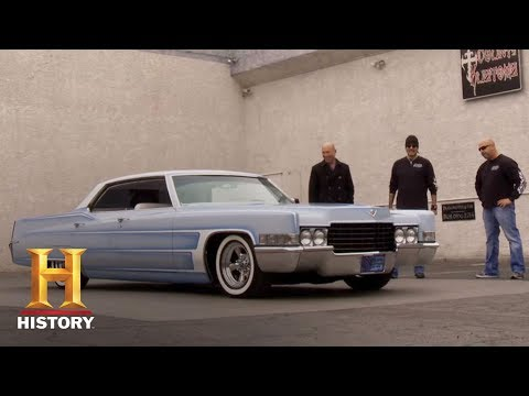 Counting Cars: Scheming for a 1969 Cadillac | History - YouTube
